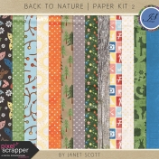 Back to Nature- Paper Kit 2