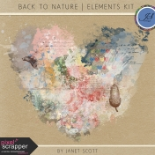 Back To Nature- Paint Kit