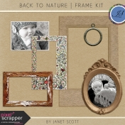 Back To Nature- Frame Kit