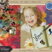 School of Art- Mini Kit