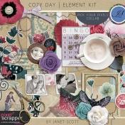 Cozy Day- Element Kit