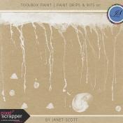 Toolbox Paint- Drips & Bits 01 Kit
