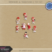 Memories & Traditions- Toy Kit