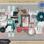 Winter Fun- Element Kit