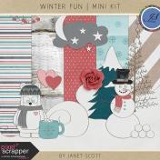 Winter Fun - Mini Kit