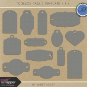 Toolbox Tags - Template Kit 1