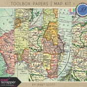 Toolbox Papers- Map Kit 1