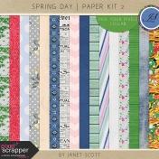 Spring Day- Paper Kit 2