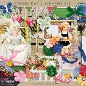 Spring Day- Element Kit