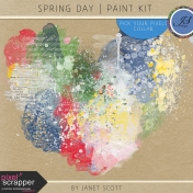 Spring Day- Paint Kit