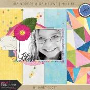 Raindrops & Rainbows - Mini Kit