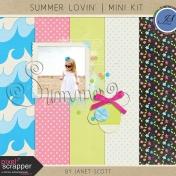 Summer Lovin'- Mini Kit