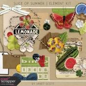 Slice of Summer- Element Kit