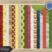 Slice of Summer- Paper Kit