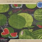 Slice of Summer- Chalk Kit 1