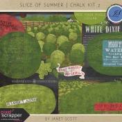 Slice of Summer- Chalk Kit 2