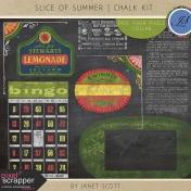 Slice of Summer- Chalk Kit 3