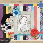 Good Vibes- Mini Kit