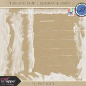 Toolbox Paint- Borders & Edges 01 Kit