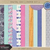 Digital Day- Paper Kit 2
