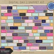 Digital Day- Snippet Kit