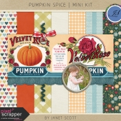 Pumpkin Spice- Mini Kit