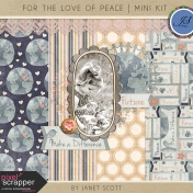 For the Love of Peace- Mini Kit 1