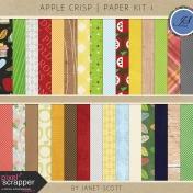 Apple Crisp- Paper Kit 1