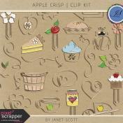 Apple Crisp- Clip Kit