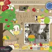 Apple Crisp- Doodle Kit 1