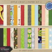 Apple Crisp- Paper Kit 2
