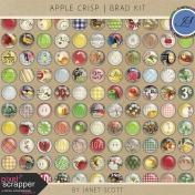 Apple Crisp- Brad Kit
