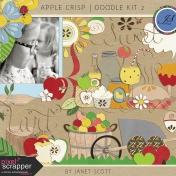 Apple Crisp- Doodle Kit 2