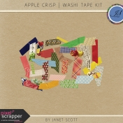 Apple Crisp- Washi Tape Kit
