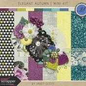 Elegant Autumn- Mini Kit