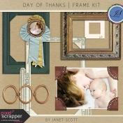Day of Thanks- Frame Kit