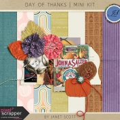 Day of Thanks- Mini Kit