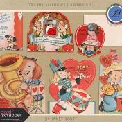 Toolbox Valentines- Vintage Kit 3