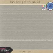 Toolbox Stitching - Kit 1