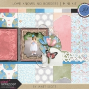 Love Knows No Borders- Mini Kit