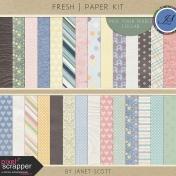 Fresh- Paper Kit