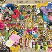 All the Princesses- Element Kit
