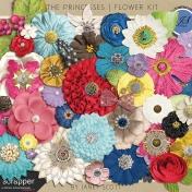 All the Princesses- Flower Kit