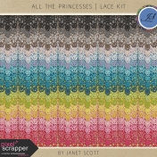 All the Princesses- Lace Kit
