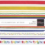 It's Elementary, My Dear- Ribbons Kit