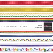It's Elementary, My Dear- Ribbons Kit