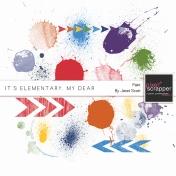 It's Elementary, My Dear- Paint Kit