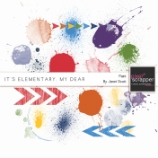 It's Elementary, My Dear- Paint Kit