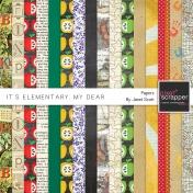 It's Elementary, My Dear- Papers Kit