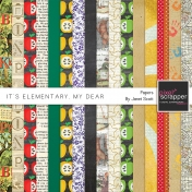 It's Elementary, My Dear- Papers Kit
